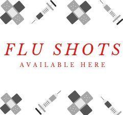Get your flu shot here!