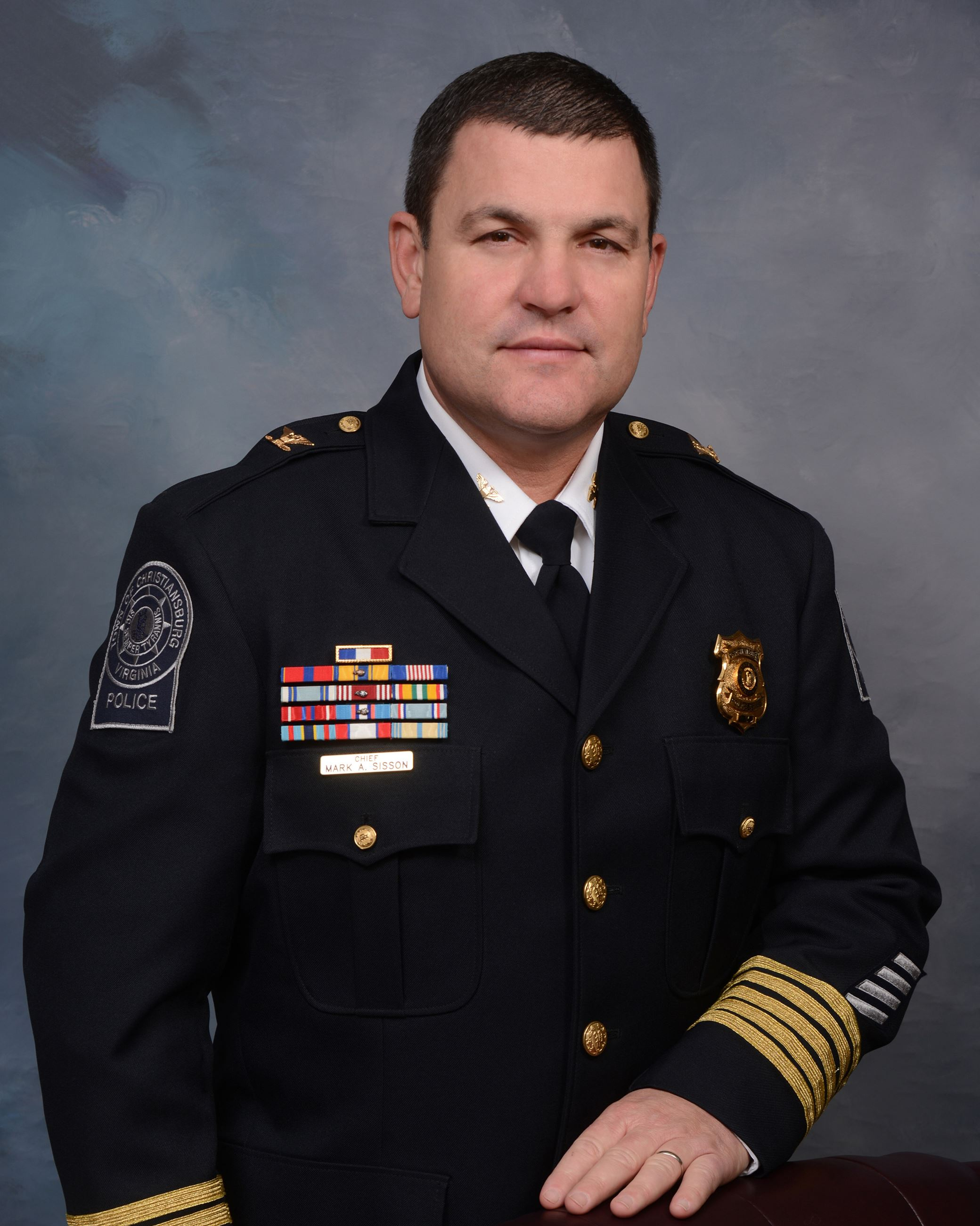 Chief Mark Sisson