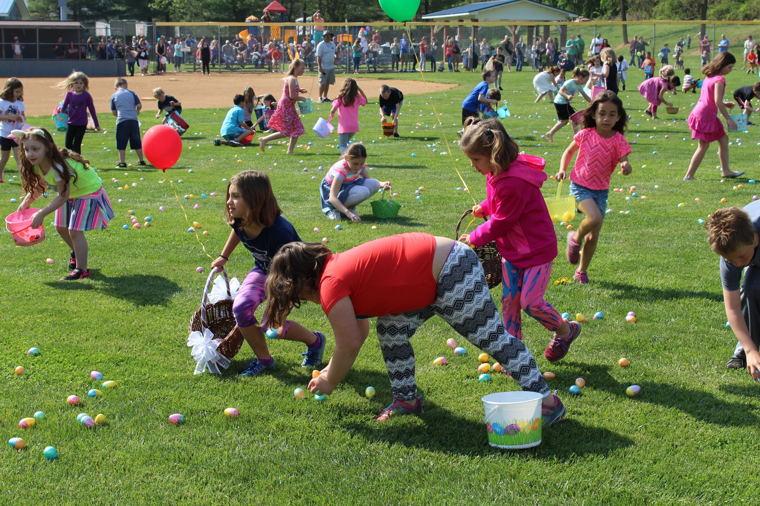 Easter Egg Hunt  (2)