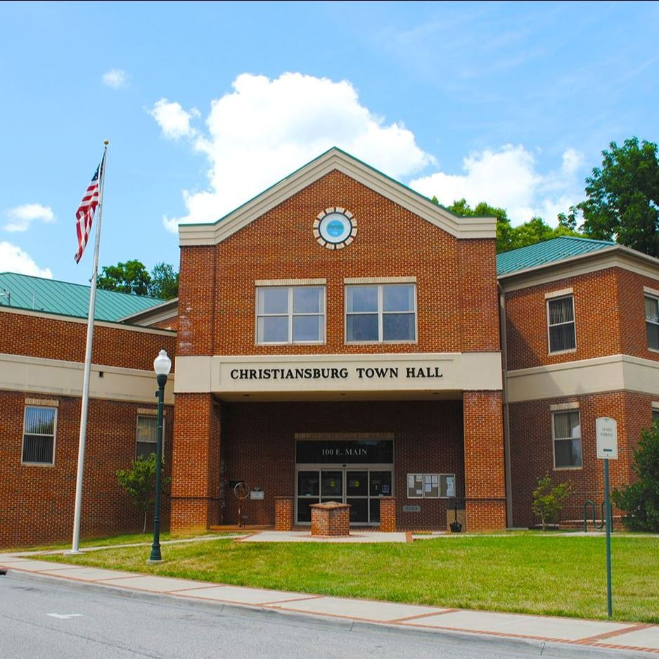 Christiansburg Town Hall