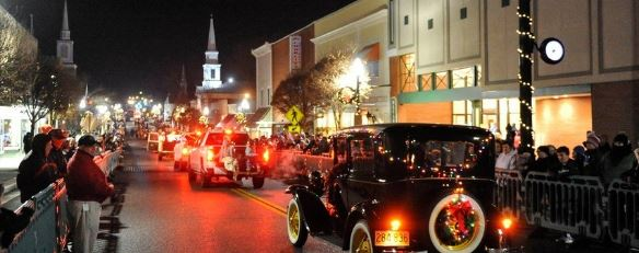 Join us this year on Dec. 10 for Christmas on Main