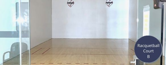 Racquetball Court B Opens in new window