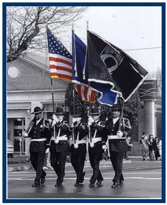 Christiansburg Honor Guard