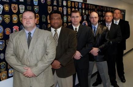 Criminal Investigations Division staff