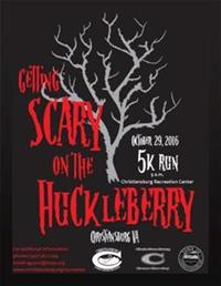 Getting Scary on the Huckleberry